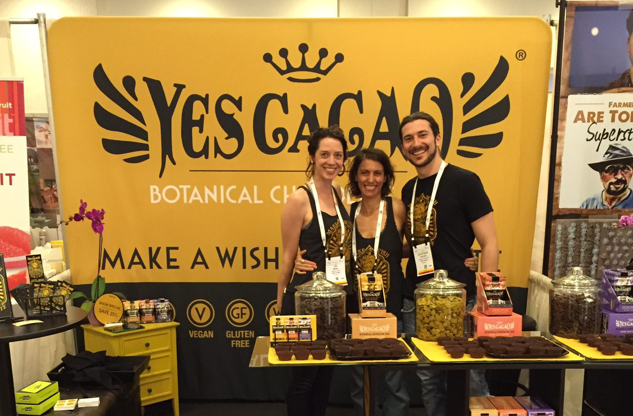 Food Recommendation: Yes Cacao Botanical Chocolate