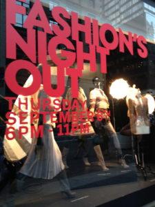 Fashion Night Out