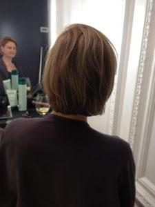 the hair model…classic bob, good colors