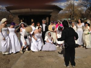 Brides of March, Central Park NYC