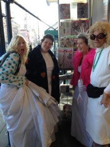 Brides of March, NYC 2014