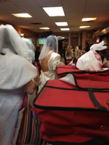 Brides of March, 2014