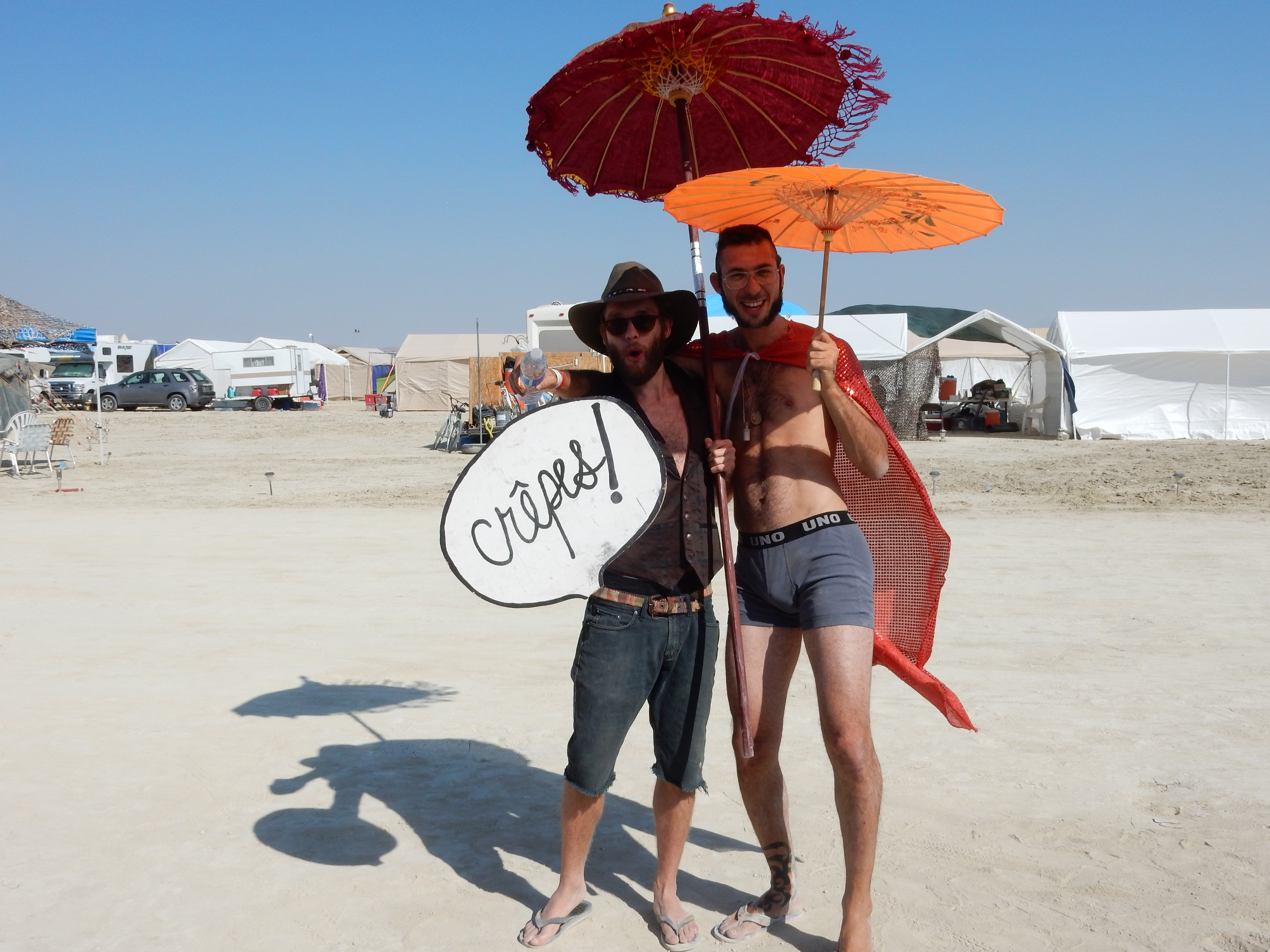 Advise you burning man camp spank