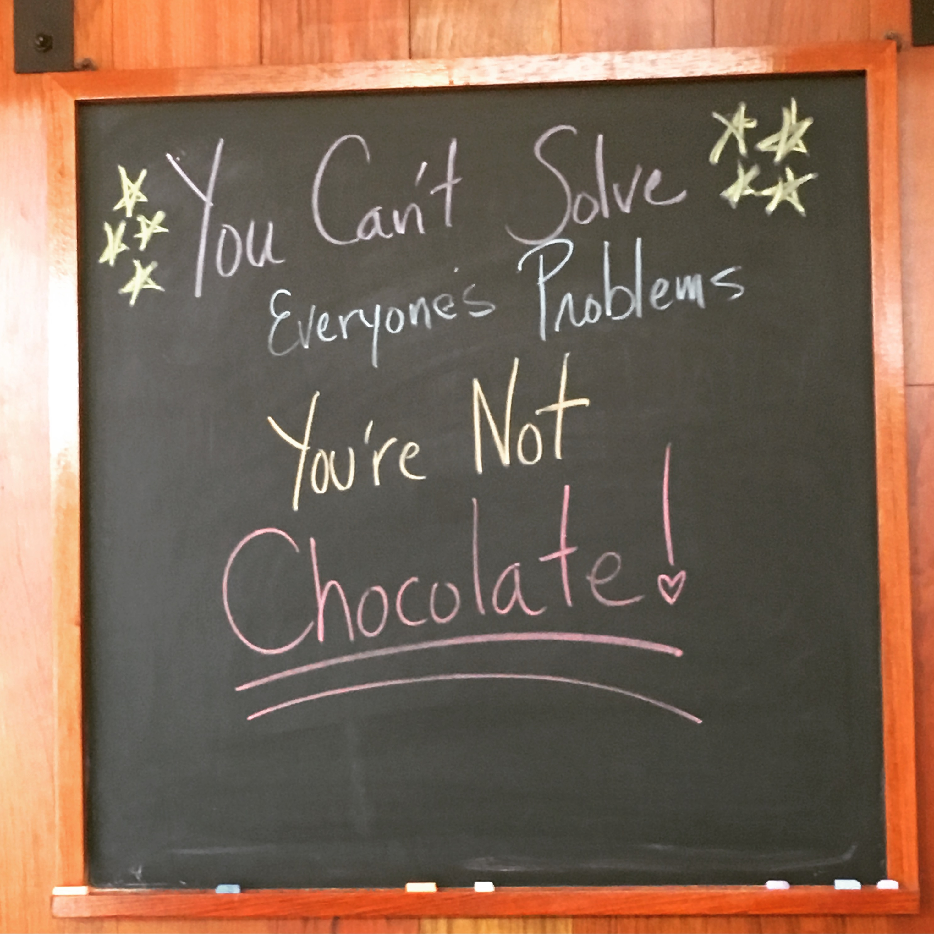Chocolate Tour of NYC!  A new perspective on touring