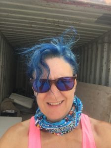 Blue Hair Don T Care Tips Adventure Wednesdays