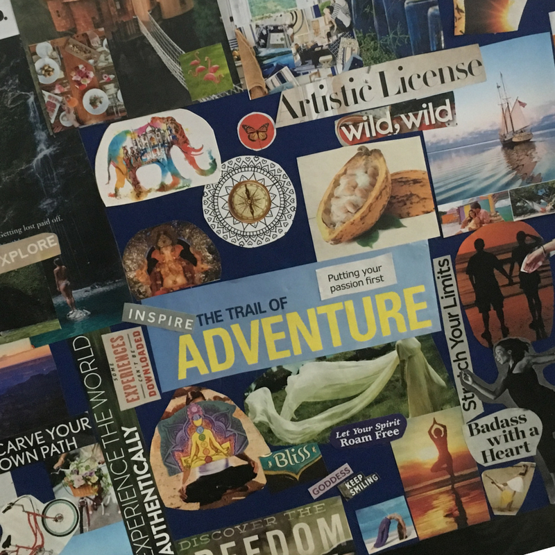 Start Visioning Your Adventurous Life