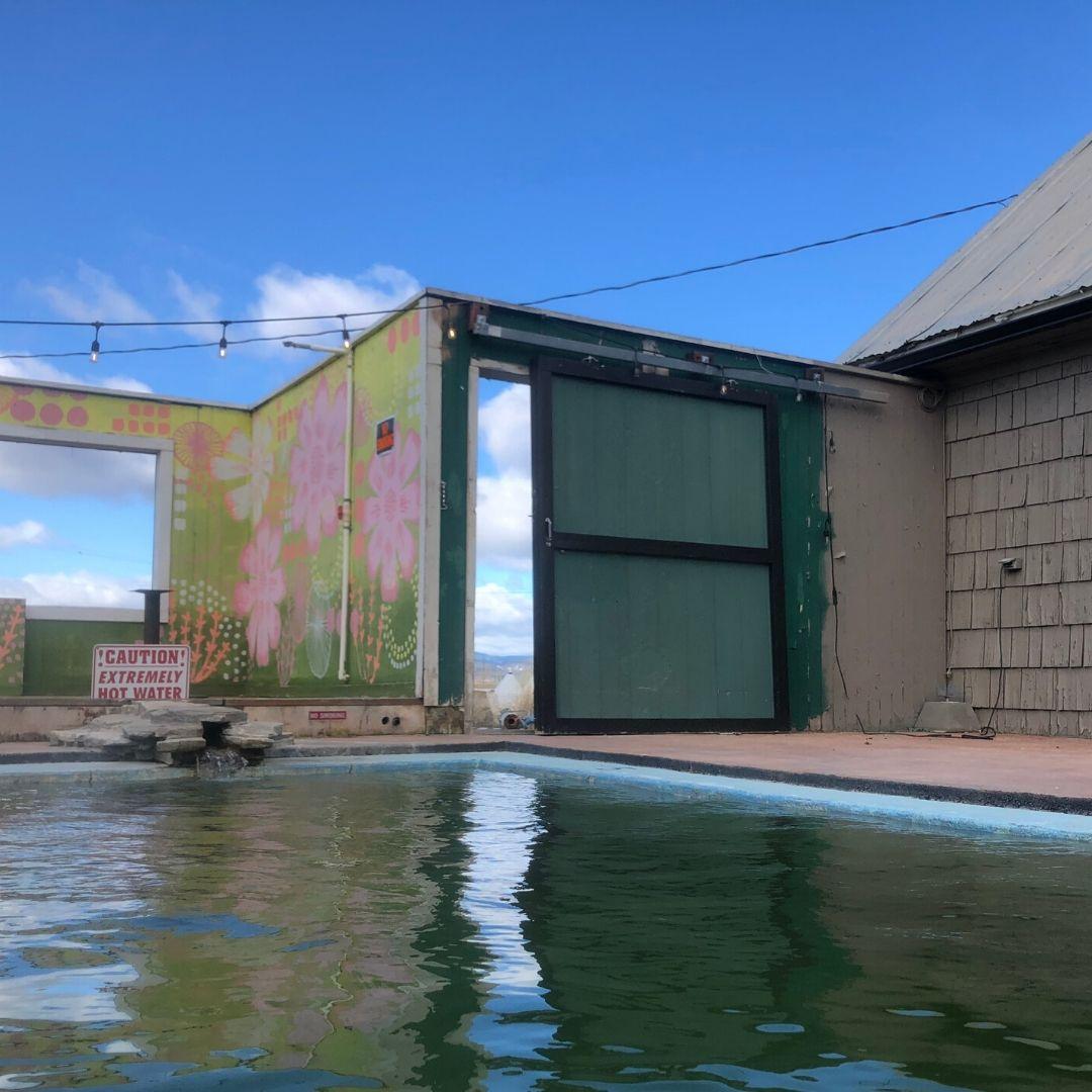 Oregon Hot Springs Adventures