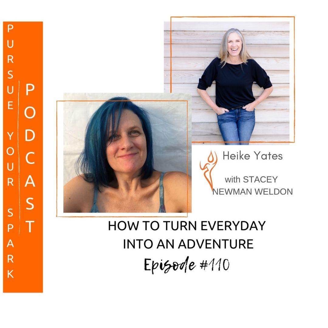 Pursue Your Spark Podcast